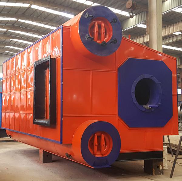 SZS型燃气(油)蒸汽锅炉