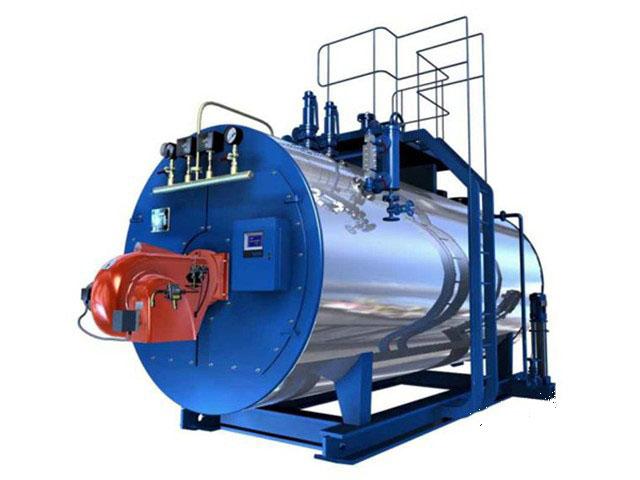 燃油(气)蒸汽锅炉(超低氮)